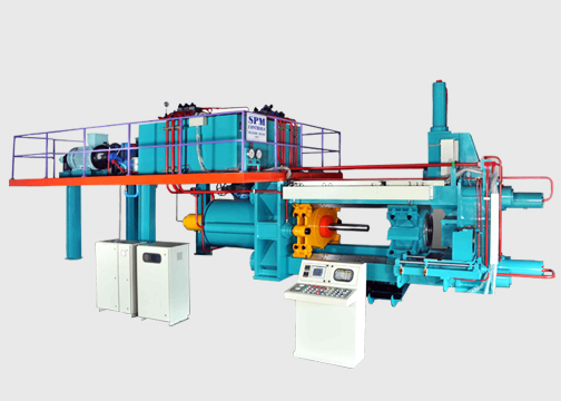Non Ferrous Extrusion Press