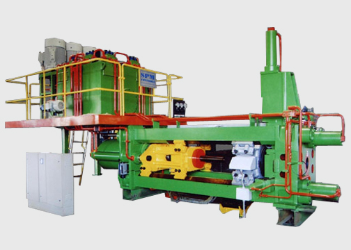 Copper Brass Extrusion Press, Extrusion Presses Manufacturer, India